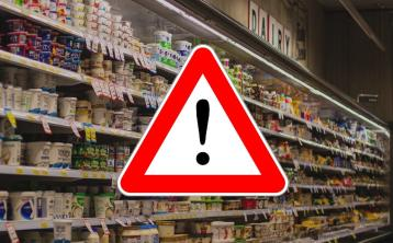 WARNING: Popular yoghurt products pulled from Irish supermarket shelves