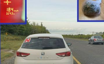 Speeding novice driver faces novel court date after being nabbed by Laois Gardaí