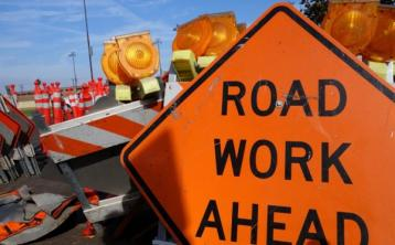 TRAFFIC: Roadworks on the main National Ploughing Championships route