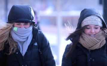 More rain as cold conditions continue across the North West