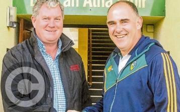 Hyland names new Leitrim management team