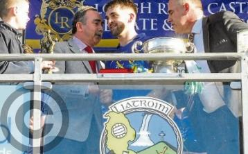 """""""We weren't going to let each other down"""" says Man of the Match Gary Plunkett"""