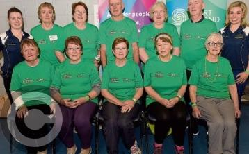 Leitrim team take part in 2019 Go for Life Games