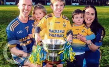 Pat Gilmartin calls final whistle on glorious 20 year Glencar/Manorhamilton career