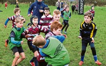 Carrick host successful Safe Rugby course and Minis blitz