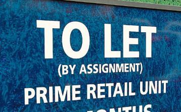 Commerical vacancy rates rises in Leitrim