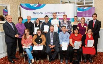 Achievements recognised at National Learning Network awards ceremony