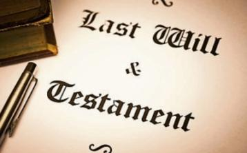 Do you need help making a will?