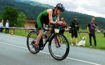 Local triathletes taking on Europe