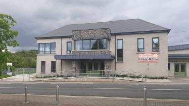 Look inside: Ballinamore Community Hall is ready to open