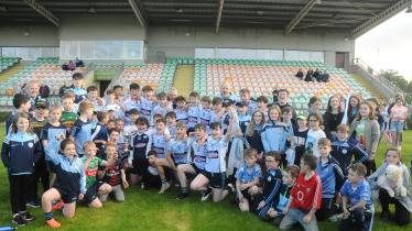 Supporters pics from 2020 Barna Waste U13 Championship Final in Ballinamore - GALLERY