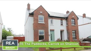 Watch: Fabulous new home on the market in Carrick-on-Shannon