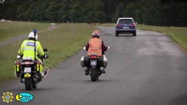 WATCH: Garda Bike Safe programme designed to increase motorcyclist safety