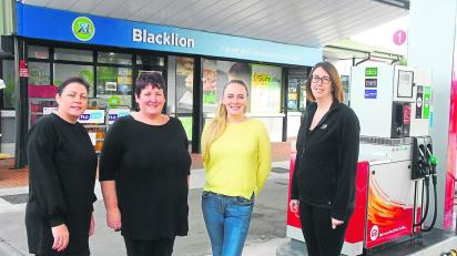 Modern convenience with a nostalgic feel at new XL service station and café in Blacklion
