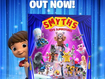 The new Smyths Toys Superstore catalogue is out! - Leitrim