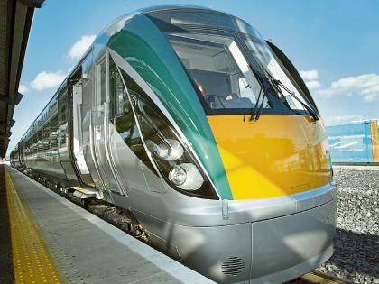 Newry to Roscommon - 5 ways to travel via train, bus, and car