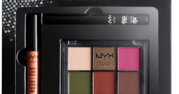 fe0f00b408e DAY 4: Win a limited edition Beyond Basic Gift Set from NYX Professional  Makeup - Leitrim Observer