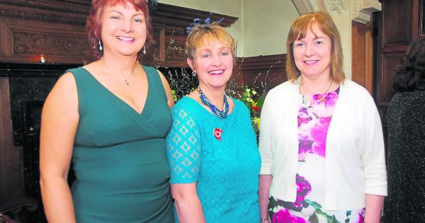 3498d65fce1 A great day out at 4th Annual Leitrim Ladies Lunch - Photo 1 of 40 -  Leitrim Observer