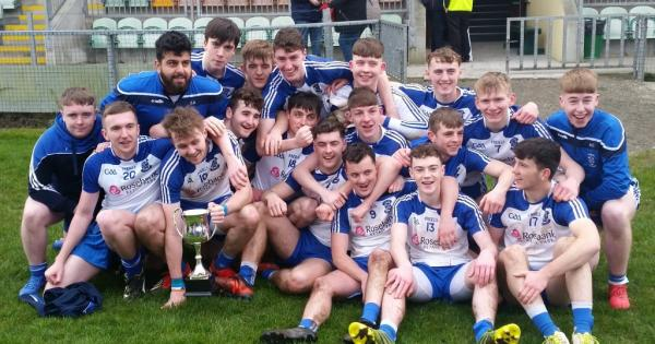 Matthews' goals leads St Mary's to glory over St Brigid's ...