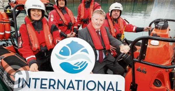 International Year of the Salmon launched