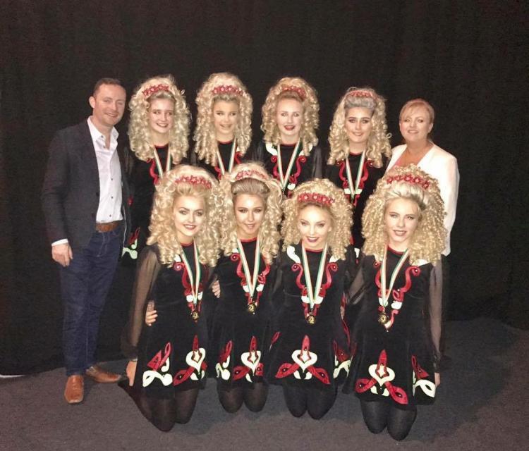 Free Irish Dance Classes In Lexington: Leitrim Dancers Are World Class