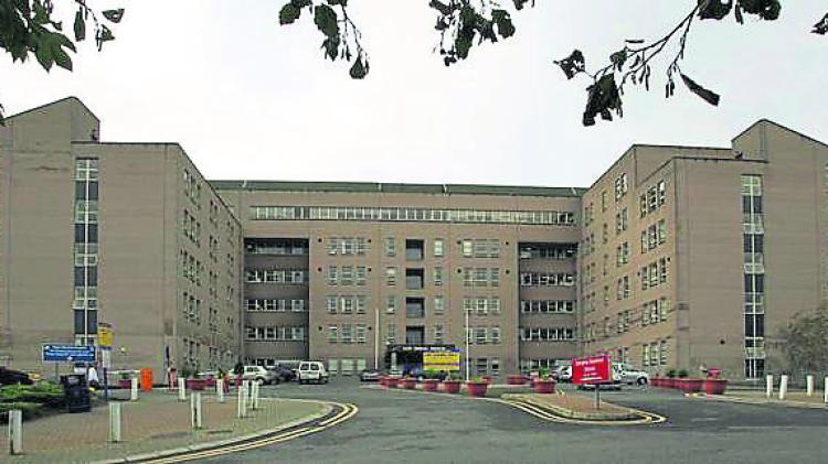 Sligo University Hospital ED conditions unacceptable for staff and patients