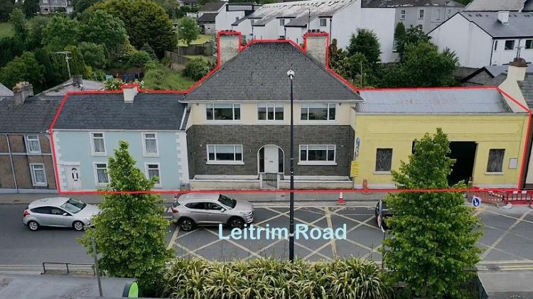 Unique opportunity as three properties come onto the market in Carrick-on-Shannon
