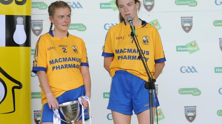 LISTEN: Delighted Rebecca says Glencar/Manorhamilton showed what they are made of