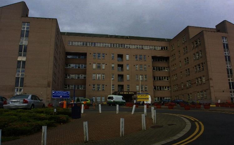 No visiting allowed at Sligo Hospital this week
