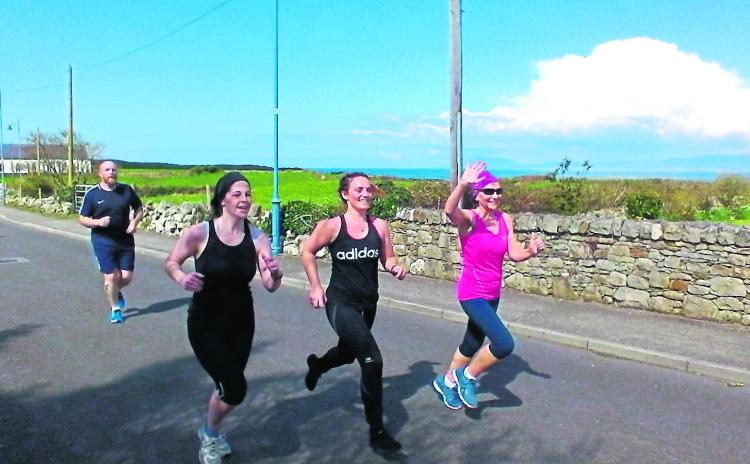 Gallery | Glorious sunshine for Tullaghan's first 5k Coastal Fun Run/Jog