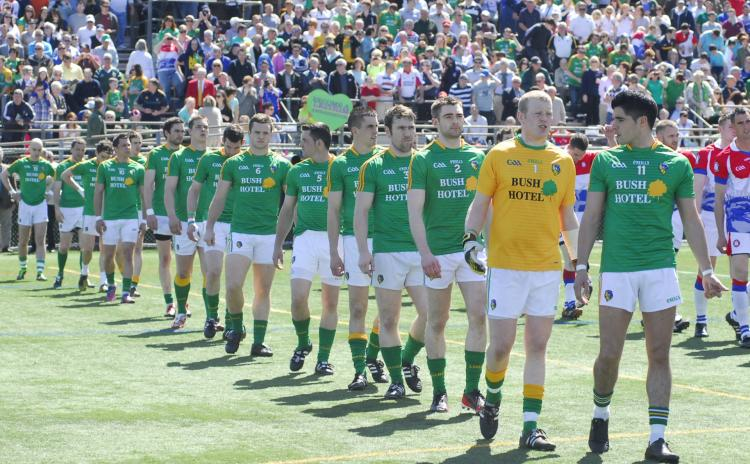 Gallery | A look back to the Leitrim invasion of New York in 2013