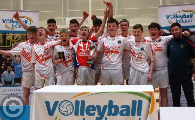 Triple A glory for Drumshanbo VS
