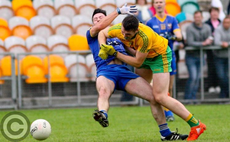 Honours even as Ballinamore and Manorhamilton must meet again - GALLERY