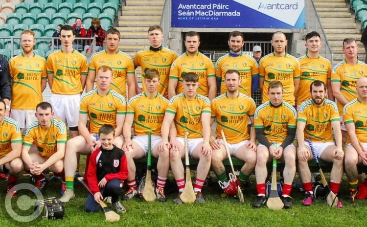 Carrick Hurlers storm into Connacht Final - GALLERY