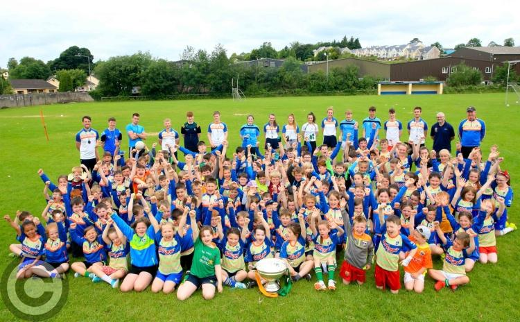 Great turnout for Kellogg's Leitrim GAA Cul Camp in Manorhamilton - GALLERY