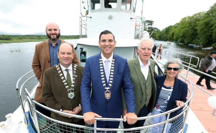 Gallery   New pontoon opens up Lough Gill to Wild  Atlantic Way
