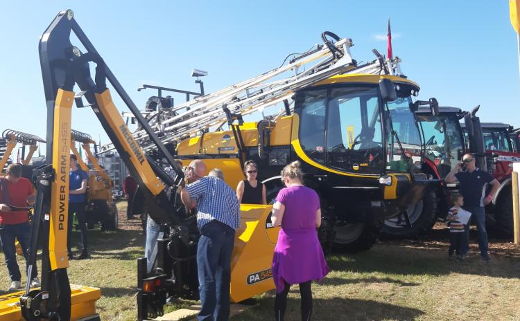 GALLERY  Wow! Machinery as far as the eye can see at Ploughing 2019 in Carlow