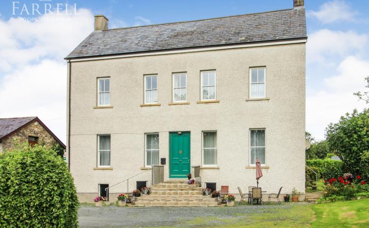 GALLERY: Historic Georgian residence for sale in Mohill, Co Leitrim