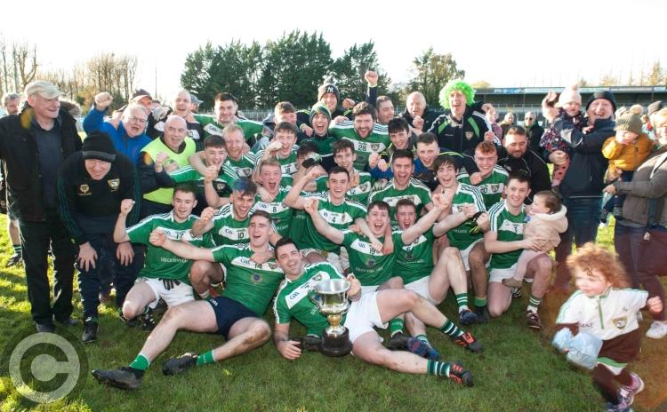 Mohill claim Leitrim League crown after tough battle with St Mary's - GALLERY
