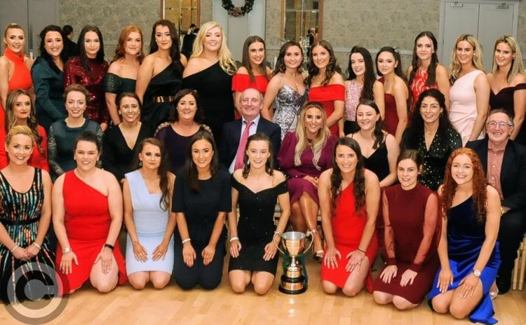 St Joseph's Ladies celebrate three-in-a-row success in style - GALLERY