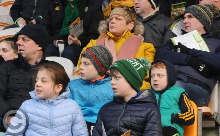 Spot yourself in the crowd at Leitrim v Offaly in Avantcard Pairc Sean Mac Diarmada - GALLERY