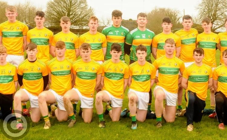 Spot yourself at Leitrim v Galway U20 match in Elphin - GALLERY