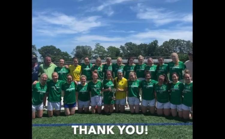 WATCH: A heartwarming video from the Leitrim Ladies Gaelic Football Club in New York