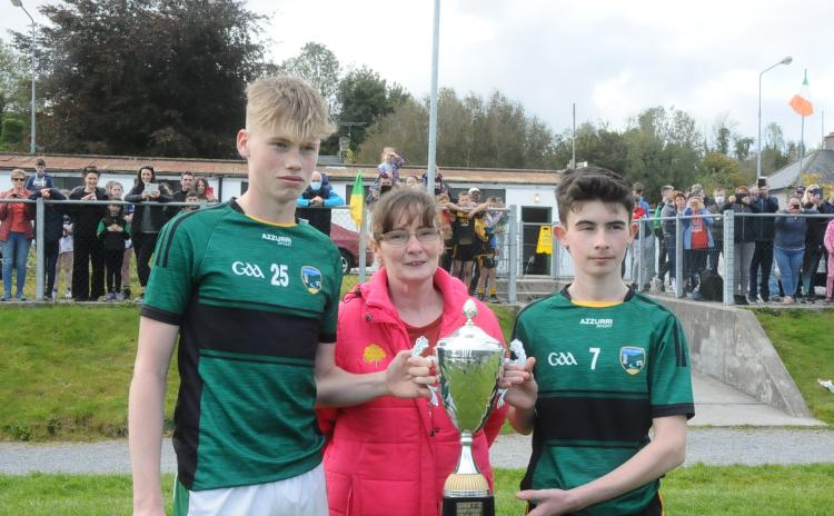 Rinn Gaels prove too clinical for St Joseph's in U15 Division 2B Final - GALLERY