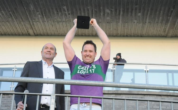 Leitrim Gaels finish strongest to see off dogged Dromahair - GALLERY