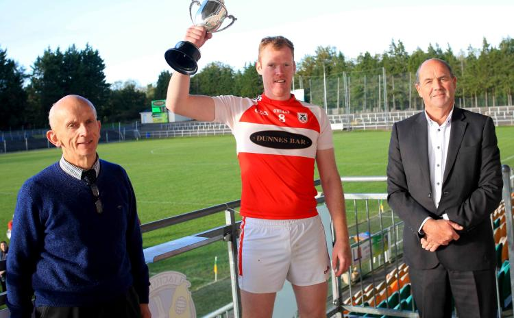 Carrick-on-Shannon break Cluainin hearts as they leave it late to claim Leitrim hurling crown - GALLERY