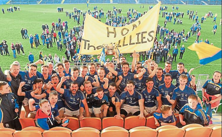 THROWBACK THURSDAY: Look back at Aughawillan lifting the Fenagh Cup for 11th time in 2016
