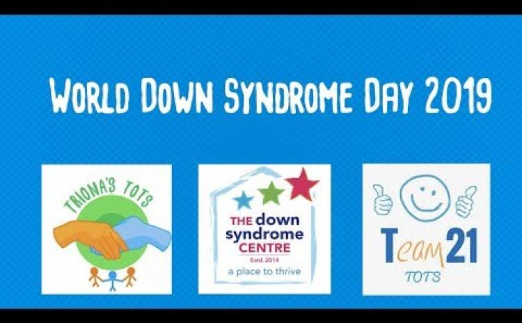 WATCH: This beautiful video celebrating our differences and helping to raise awareness on World Down Syndrome Day 2019
