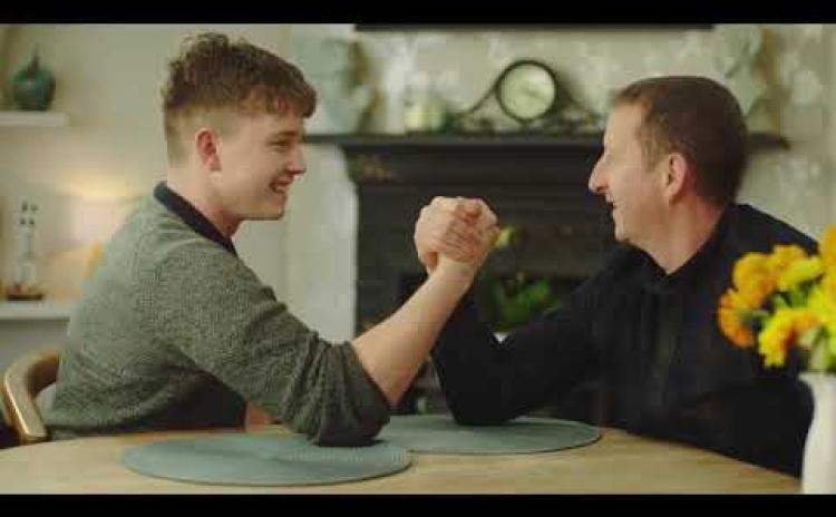 Watch: Leitrim family in new Aldi TV Advert