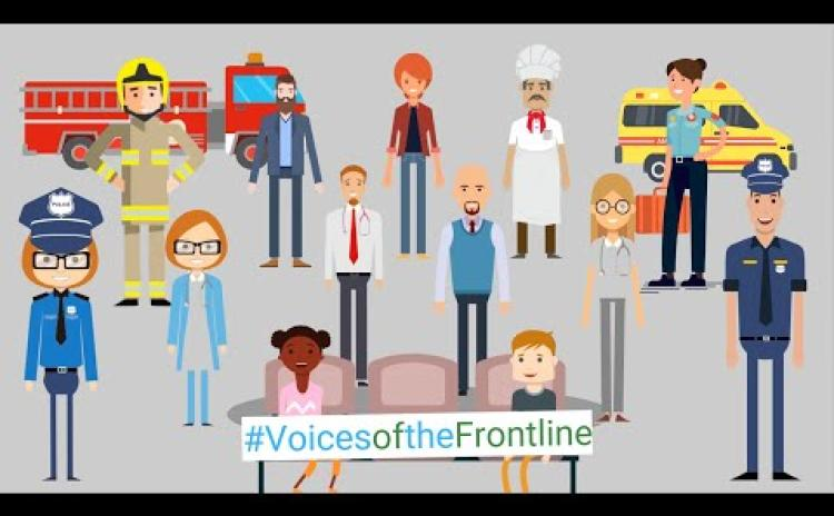 WATCH: Voice of the Frontline want Limerick people to 'stick the course' with restrictions